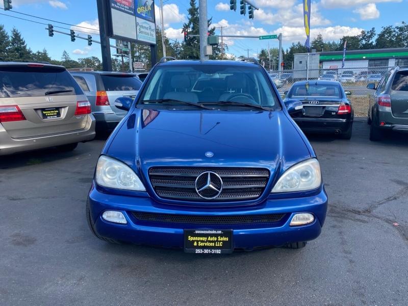 Mercedes-Benz M-Class 2002 price $5,990