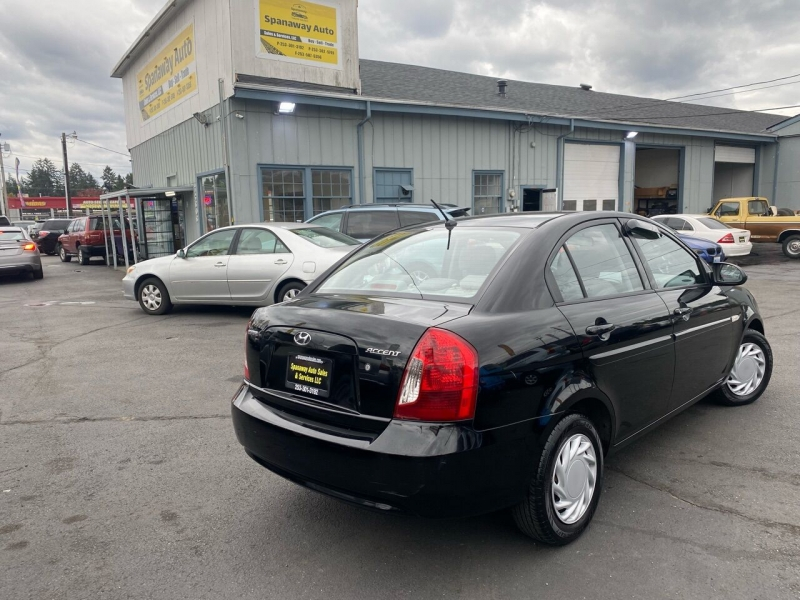 Hyundai Accent 2007 price $4,990