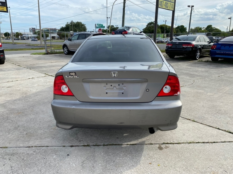 HONDA CIVIC 2005 price $3,150