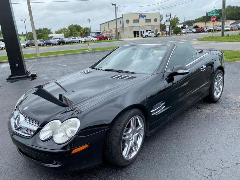 MERCEDES-BENZ SL 2003 price $12,000