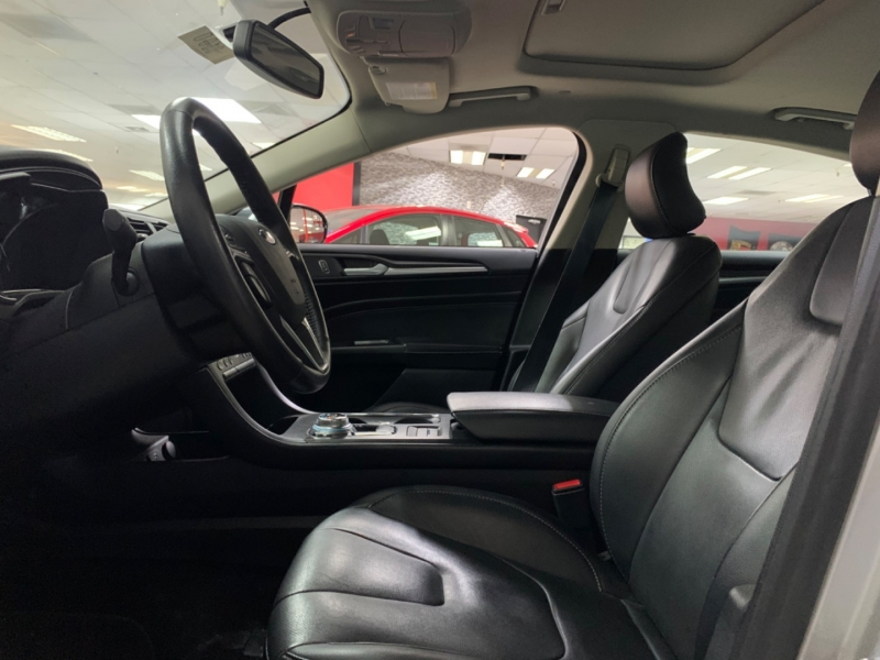 Ford Fusion Energi Titanium 2017 price $16,800