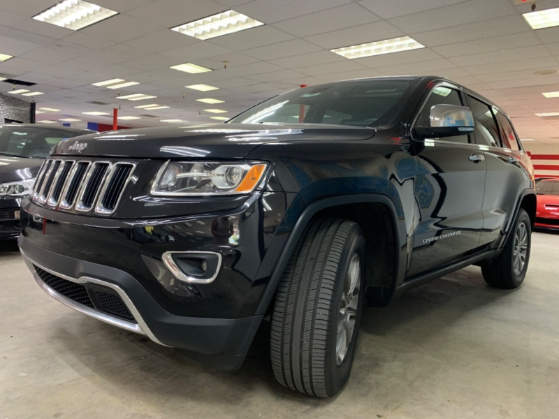 Jeep Grand Cherokee Limited 2016 price $27,500