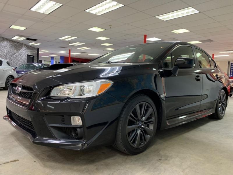 Subaru WRX AWD 2017 price $24,900