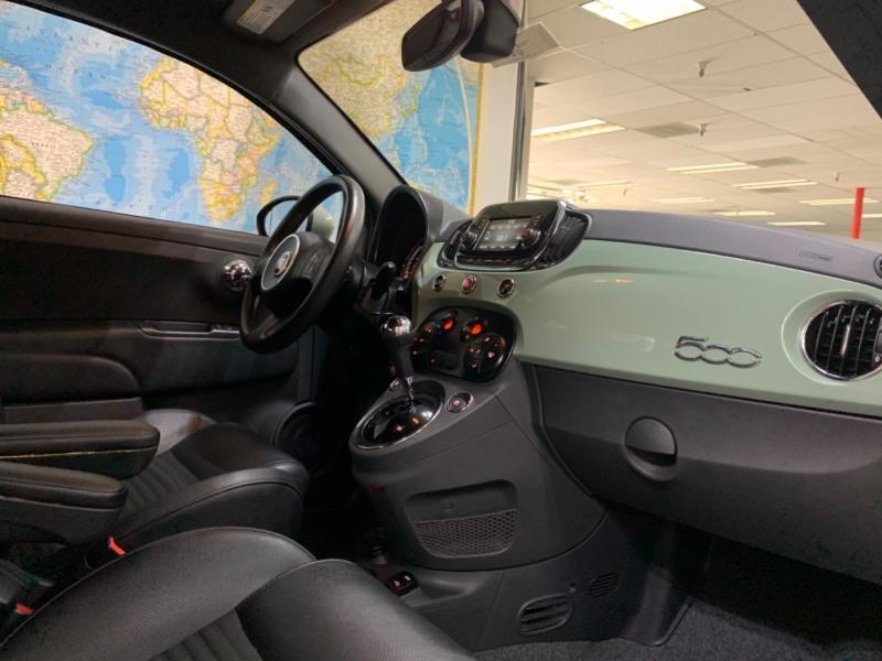 Fiat 500 Sport 2016 price $10,900