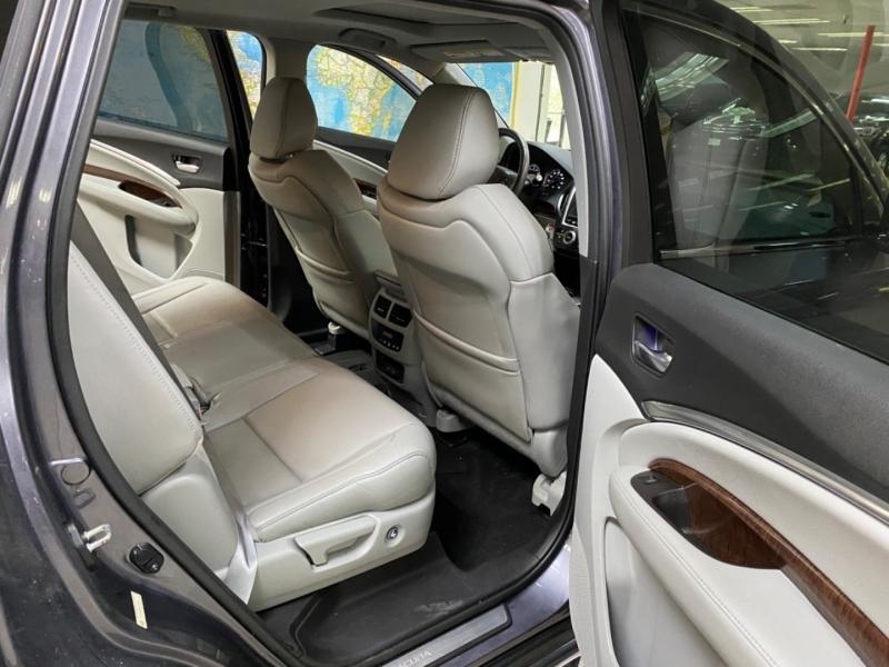 Acura MDX w/Technology Pkg 2017 price $27,800