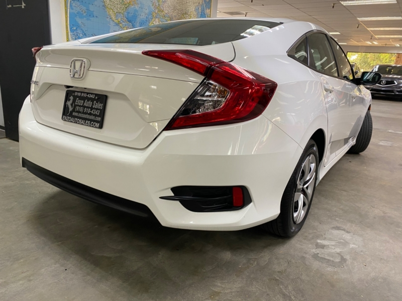 Honda Civic LX 2017 price $16,900