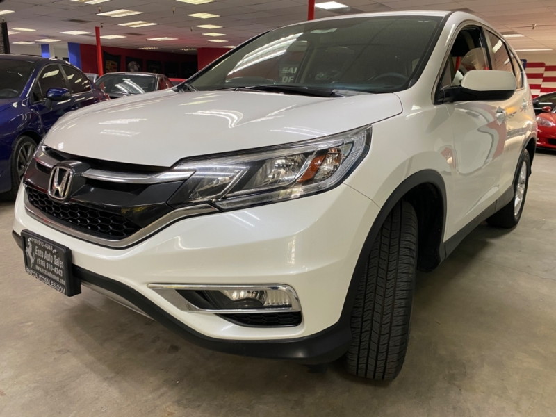 Honda CR-V EX 2016 price $16,800