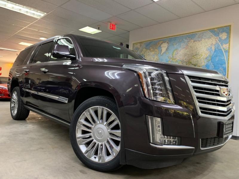 Cadillac Escalade ESV Platinum 4WD 2016 price $44,900