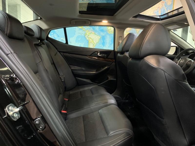 Nissan Maxima Platinum 2017 price $22,900
