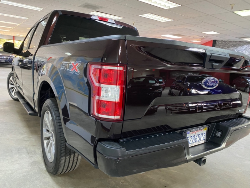 Ford F-150 SuperCrew Cab XLT 2018 price $29,900