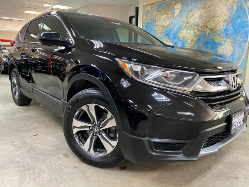 Honda CR-V LX 2018 price $20,900