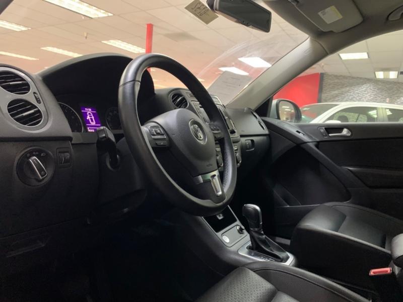 Volkswagen Tiguan 2.0T Wolfsburg Edition 2017 price $16,900