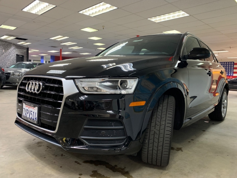 Audi Q3 Premium Plus 2017 price $26,900
