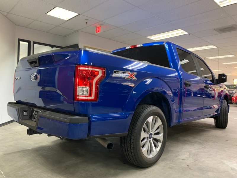 Ford F-150 SuperCrew Cab XL 2017 price $29,500