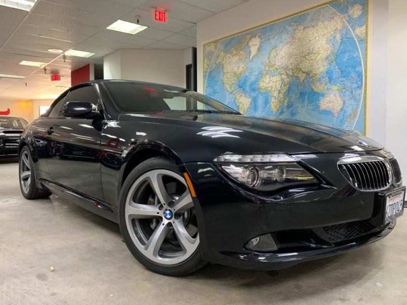 BMW 6 Series 650i 2010 price $19,900