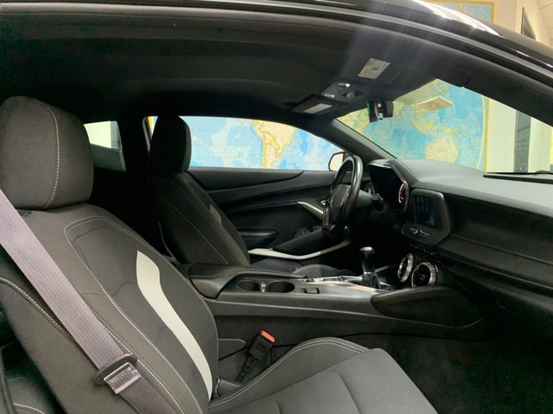 Chevrolet Camaro LT 2016 price $19,500