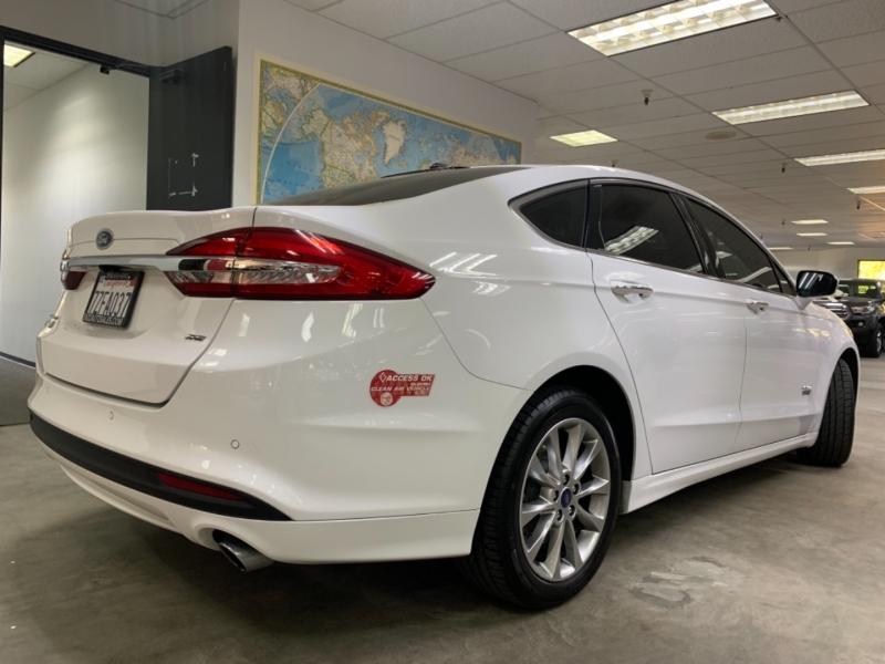Ford Fusion Energi SE Luxury 2017 price $14,500