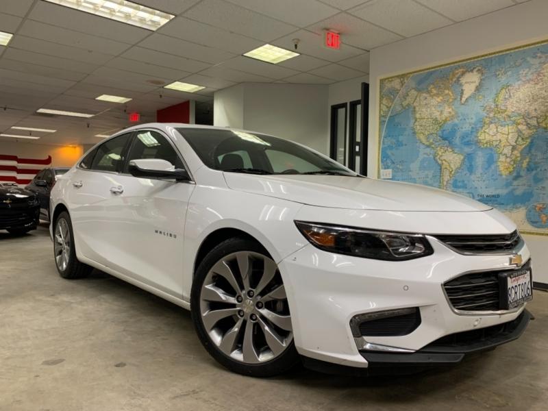 Chevrolet Malibu Premier 2018 price $18,900
