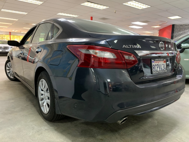 Nissan Altima S 2018 price $12,800