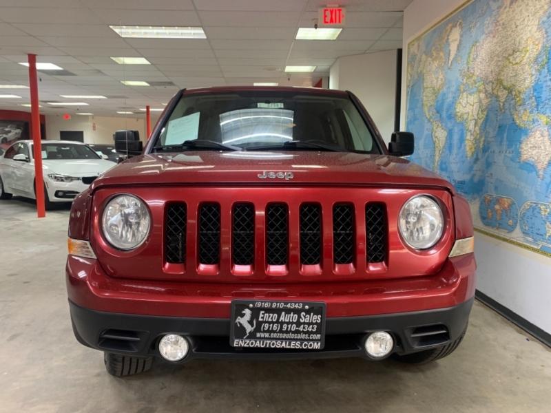 Jeep Patriot Latitude 4WD 2017 price $9,900