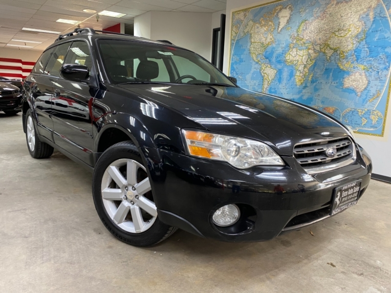 Subaru Outback 2.5i Limited AWD 2007 price $5,900
