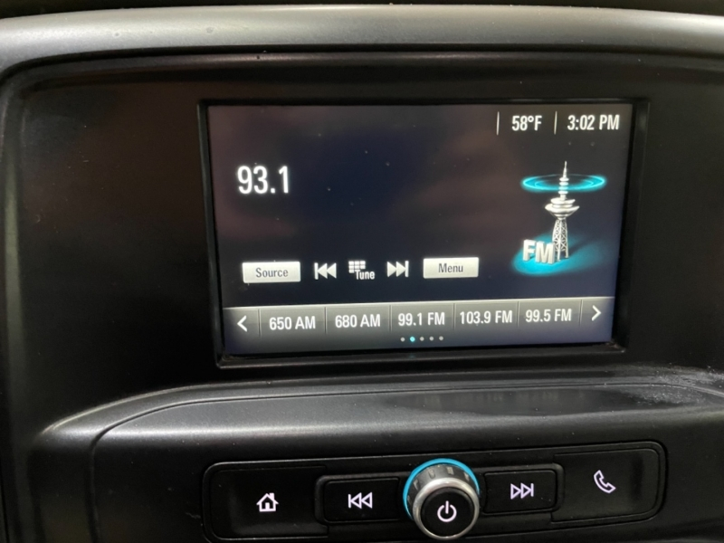 Chevrolet Silverado Double Cab 4WD 2018 price $22,800