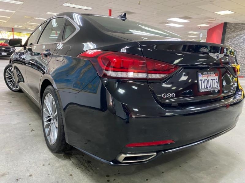 Genesis G80 3.8 2017 price $24,500