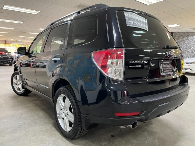 Subaru Forester 2.5X Limited AWD 2010 price $8,900