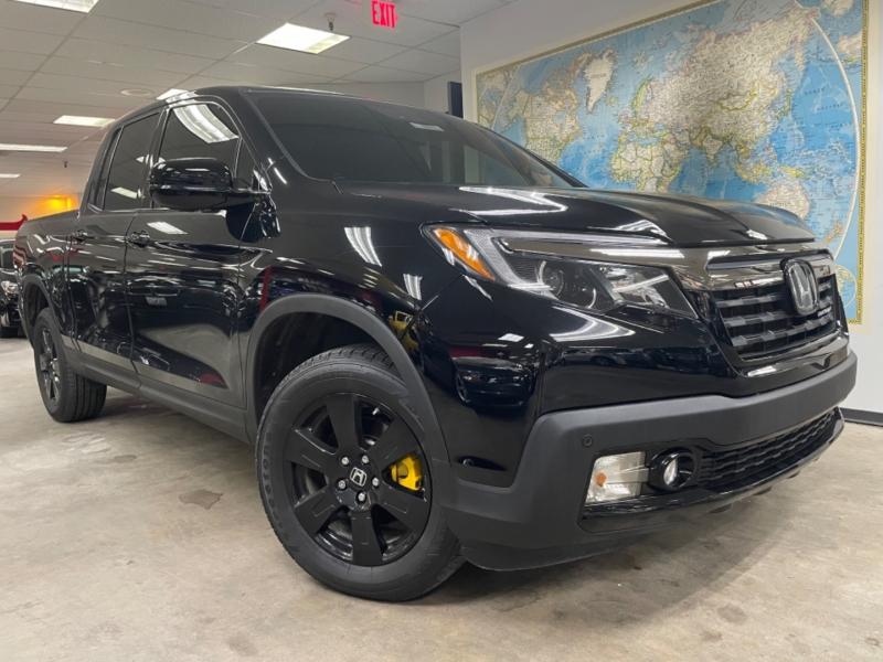 Honda Ridgeline Black Edition AWD 2018 price $35,800