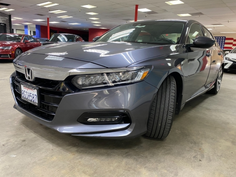 Honda Accord Touring 2018 price $24,500