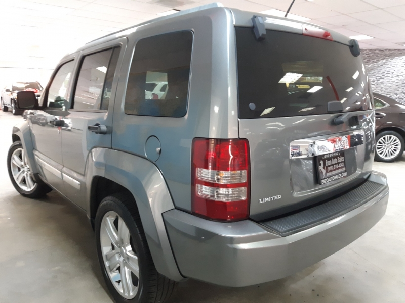 Jeep Liberty Limited Jet Edition 2012 price $10,500