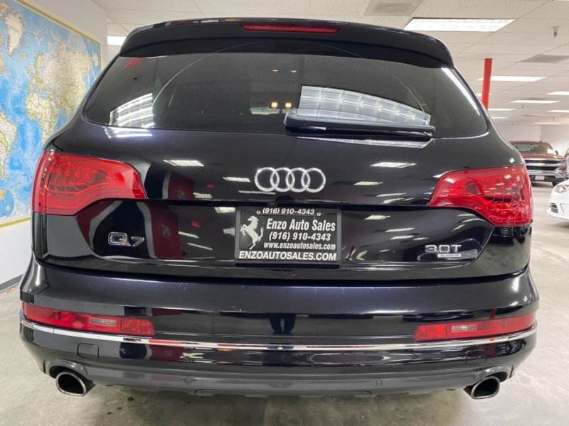 Audi Q7 3.0T Premium Plus AWD 2015 price $20,000
