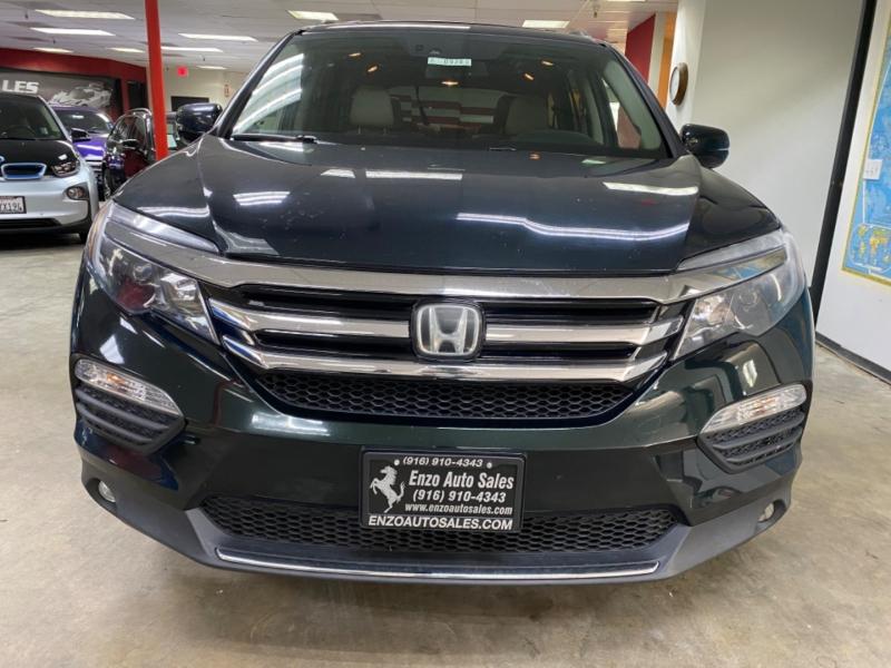 Honda Pilot Elite AWD 2016 price $24,500