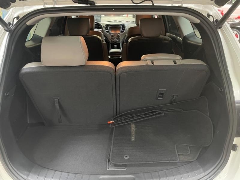 Hyundai Santa Fe Limited Ultimate 2017 price $14,800