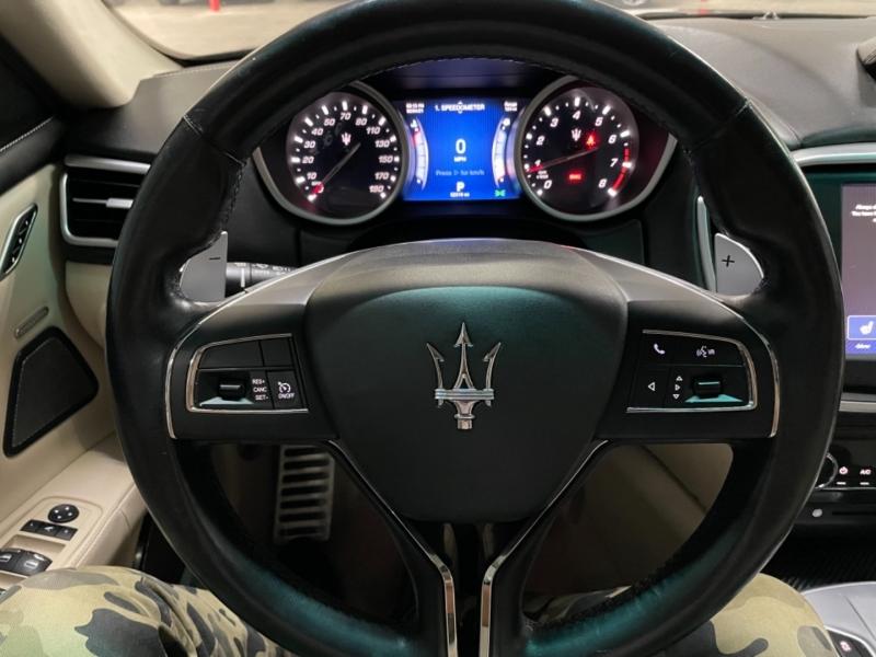 Maserati Ghibli S Q4 AWD 2015 price $28,800