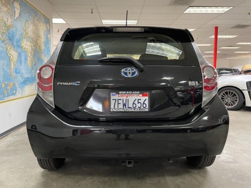 Toyota Prius c Two 2014 price $8,900