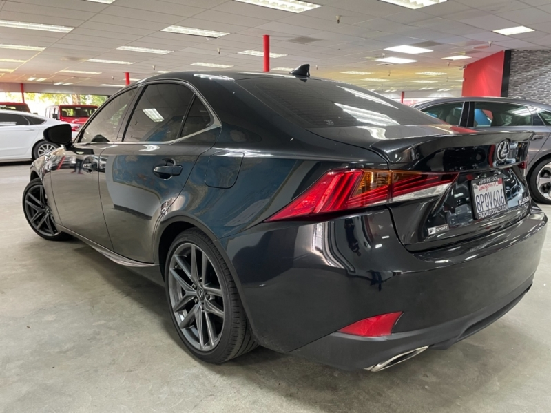 Lexus IS 350 F SPORT Black Line SE 2020 price $39,800