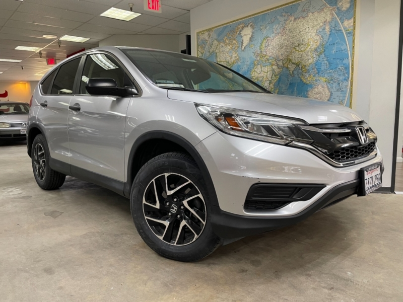 Honda CR-V SE 2016 price $14,800