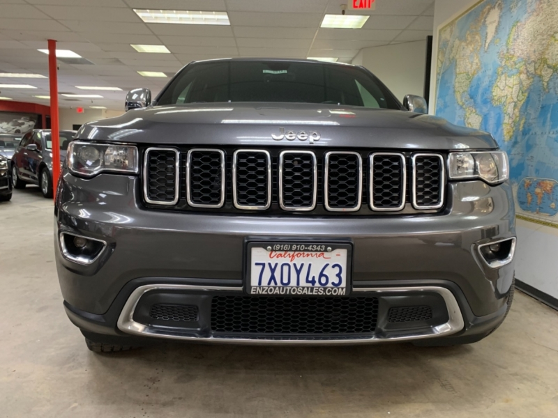 Jeep Grand Cherokee Limited 2017 price $20,800