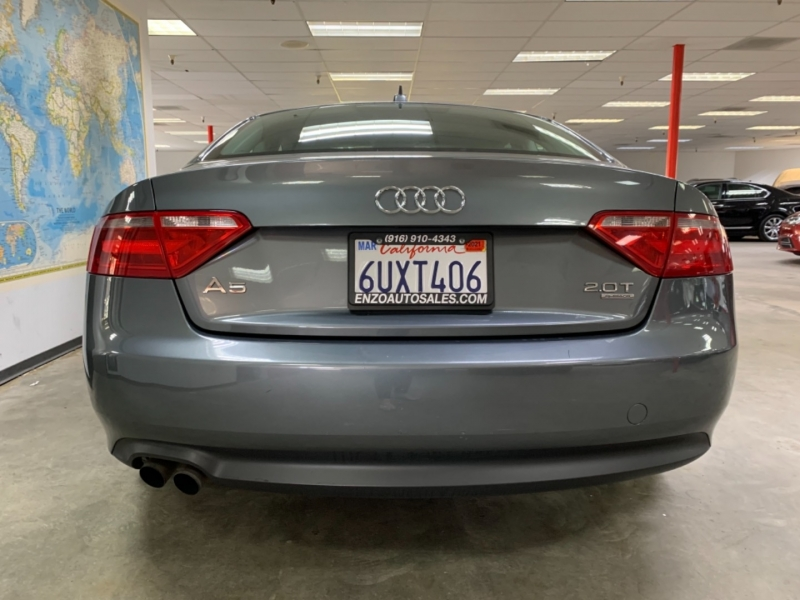 Audi A5 2.0T Quattro Premium 2012 price $13,500