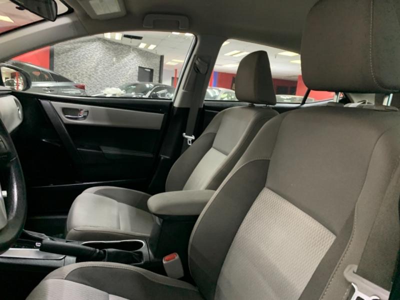 Toyota Corolla LE 2017 price $13,500