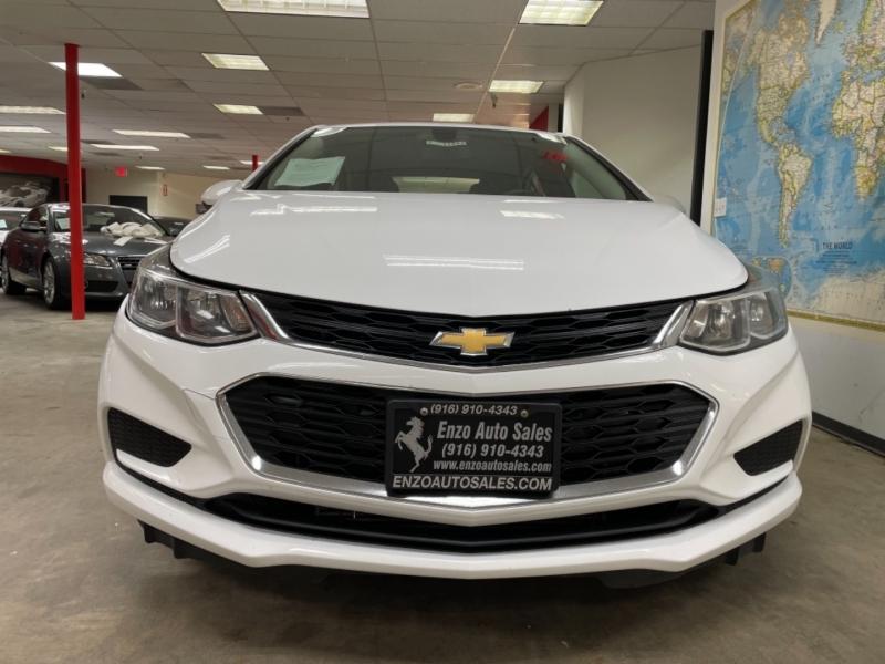 Chevrolet Cruze LS 2017 price $12,900
