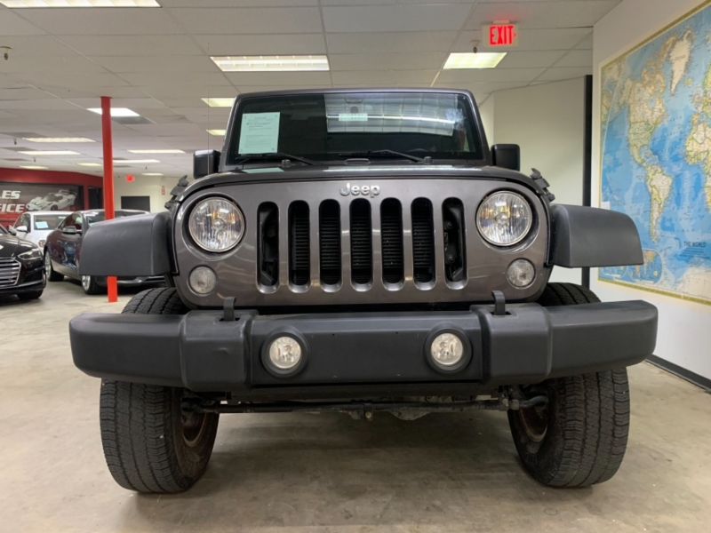 Jeep Wrangler Unlimited Rubicon 4WD 2016 price $32,000