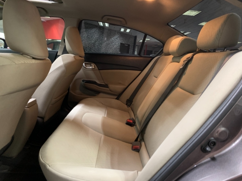 Honda Civic EX 2015 price $11,000