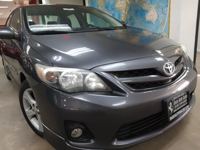 Toyota Corolla S Special Edition 2013 price $13,900