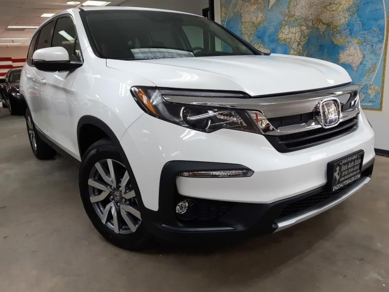 Honda Pilot EX 2021 price $35,500