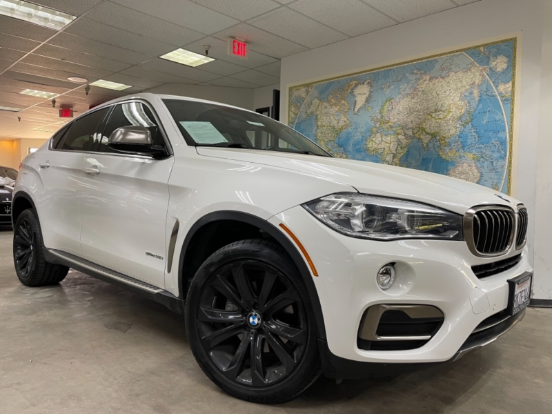 BMW X6 sDrive35i 2016 price $33,900