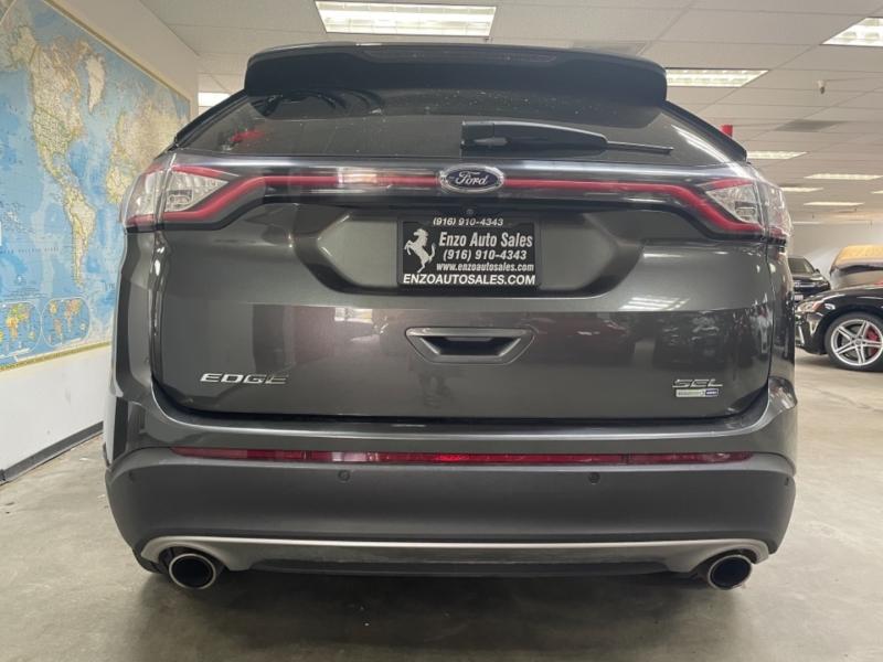 Ford Edge SEL AWD 2015 price $18,900