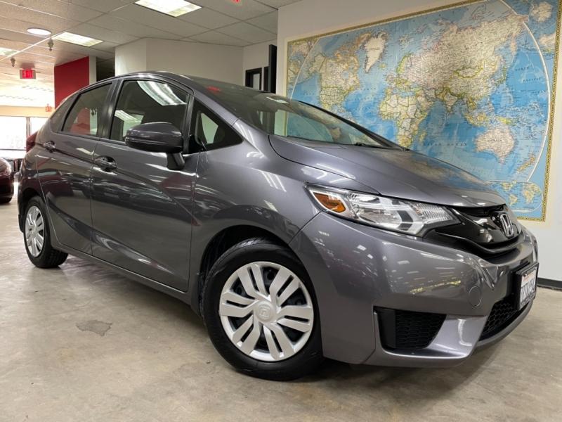 Honda Fit LX 2015 price $12,000