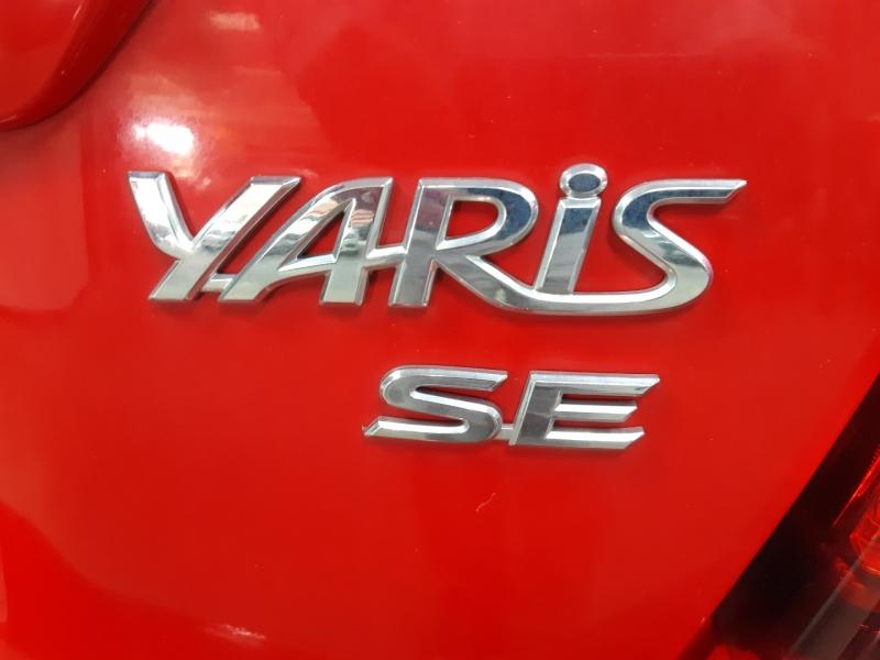 Toyota Yaris SE 2016 price $11,900
